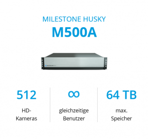 MILESTONE HUSKY M500A
