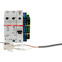 AXIS elektrisches Sicherheits-Set A 120 V Wechselstrom