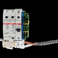 AXIS elektrisches Sicherheits-Set B 230 V Wechselstrom