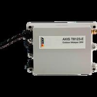 AXIS T8123-E Außen-Midspan 30 W, 1 Port