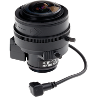 Fujinon Varifocal Lens 2.2-6 mm