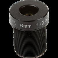 Objektiv M12 Megapixel 6,0 mm, F1.6