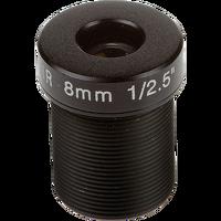 Objektiv M12 Megapixel 8,0 mm, F1.6