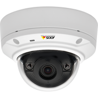 AXIS P32 Formoptimierte DOME Kameras mit Vario-Focus