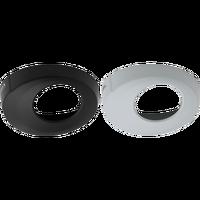 AXIS P39-R Rahmenabdeckungen, schwarz/weiß