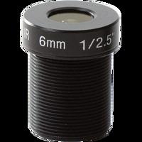 Objektiv M12 6 mm