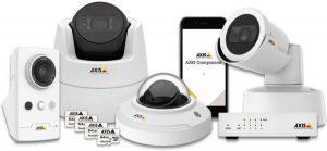 AXIS Companion: SD-Karte und Switch Lösung
