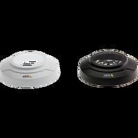AXIS M3004-V/M3005-V Rahmenabdeckungen, schwarz/weiß