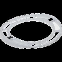 AXIS T94D02S-Montagehalterung Gewölbt Weiß