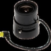 Varioobjektiv 2,8–8,5 mm, P-Iris