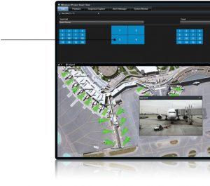 Zentrale Vorteile der XProtect Smart Wall