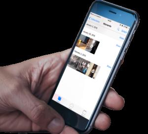 Laden Sie aufgenommene Bilder & Videos auf einen FTP-Server zur Speicherung hoch.